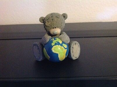 me to you bear Global challenge figurine signed certificate rare hard to find