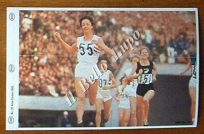 1972 Munich Olympics Esso Petrol Sticker Collection, Anne Packer 1964