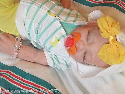 **full Body** Solid Silicone Baby Doll Weighs 9 To 10 Pounds. Big Baby