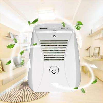 Ionic Air Purifier Ozone Ionizer Cleaner Fresh Clean Home Office Room M4C7