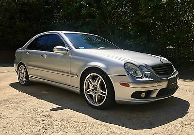 2006 Mercedes-Benz C-Class Base Sedan 4-Door MUST SEE! RARE, FULLY LOADED 2006 Mercedes-Benz C55 AMG -- EXCELLENT CONDITION!