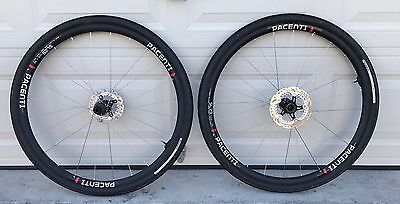 Pacenty SL25 DT Swiss Disc Clincher Wheelset - Tubeless 700c