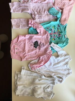 Baby Girl Clothes 0000 bulk pack 27 Items