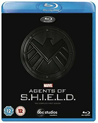Marvel's Agents of S.H.I.E.L.D. - Season 1 [Blu-ray] [Region Free] - DVD  RQVG