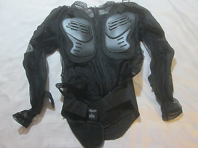 Fox Racing Motocross ATV MX Protection Youth Body Armor Base Under Jacket XL