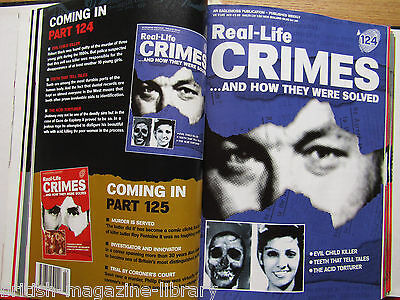 Real Life Crimes # 124 Robert Black - Geza de Kaplany