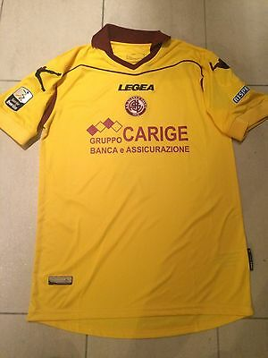 Match Worn Issued  Maglia Indossata Livorno No Milan Inter Juve