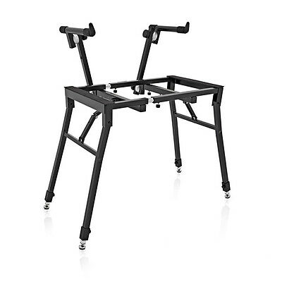 Deluxe 2 Tier Keyboard Stand by Gear4music