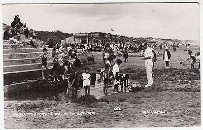 MABLETHORPE - Arjay Series #90.226 - 1935 used Real Photo Lincolnshire postcard