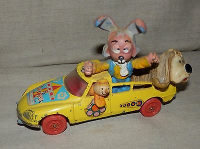 Vintage Corgi Magic Roundabout car