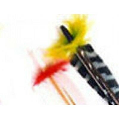 ARCHERY GATEWAY FEATHER TRACER COLOURS (Qty 12)