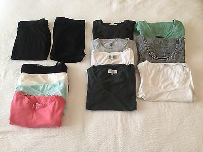 Maternity Clothes Bulk Pack (Sizes S & M) - 14 items