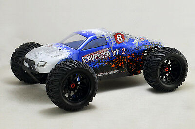 SST Racing SCAVENGER XT-2 4WD Off-Road Truggy Brushless RTR 1:10