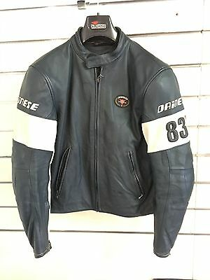 GIACCA IN PELLE DAINESE TG50 come nuova