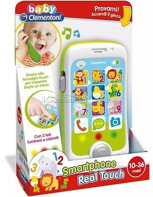 Gioco Smartphone Touch & Play - Clementoni
