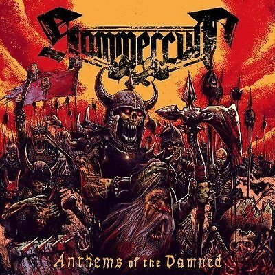 Hammercult : Anthems Of The Damned : Limited Edition New & Sealed Vinyl Lp
