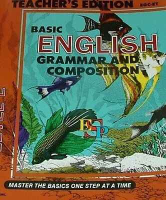 Basic English Grammar and Composition Level E