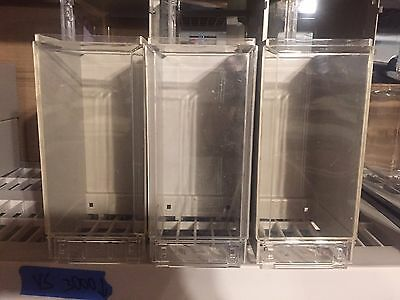 (3) VENDSTAR 3000 / 6000 CANDY CANISTER LENS VENDING - Free Shipping