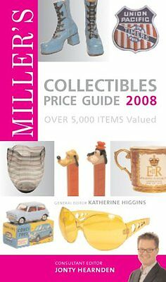 Millers Collectibles Price Guide 2008: Over 5,000