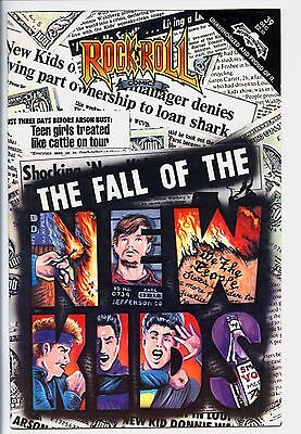 Rock n Roll #39 - The Fall of the New Kids (Revolutionary, 1991) - FN
