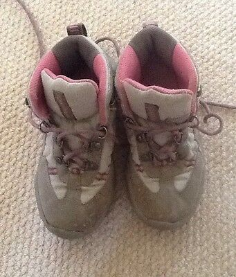 Girls walking shoes size childs 12
