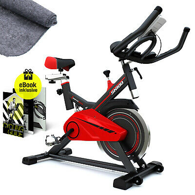 Profi Fitnessbike Speedbike SX100 Indoor Cycle Sitzfederung bis 120 KG eBook
