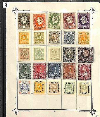 L136-European Collection Mint & Used
