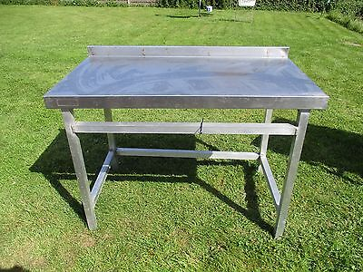Stainless Steel Table  1200 x 600