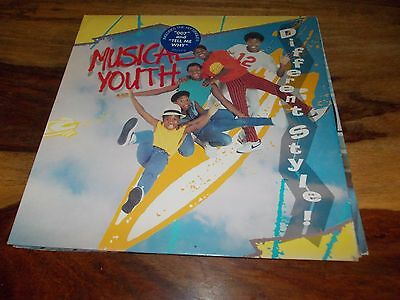 musical youth lp