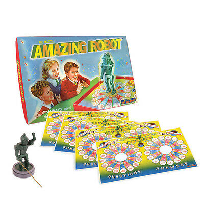 THE MAGICAL AMAZING ROBOT TRADITIONAL FAMILY GAME always gives the right answer