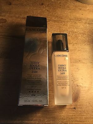 A GREAT Lancome Teint Idole Ultra 24h Long Lasting Foundation 038Beige SPF15