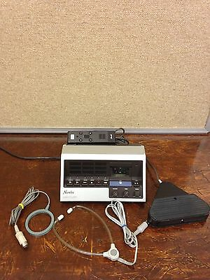 RARE vintage 1979 Norelco Century Dictating and Transcribing machine w/ Extras