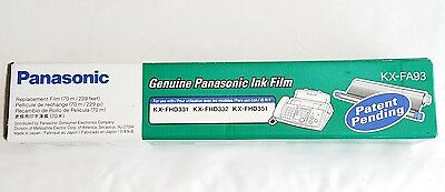 OEM Panasonic KX-FA93 Replacement Ink Film For KX-FHD331 FHD332 FHD351 Sealed