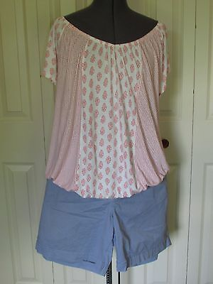 2 Pc Old Navy tee & shorts XL/16