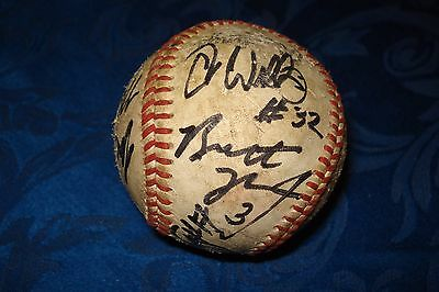 Team / Multiple Players Autographed Baseball, Unresearched,unknown Origin L@@k!!