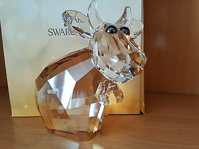 Swarovski Mo Cow - Large Jubilee Mo - Limited Edition - Mib