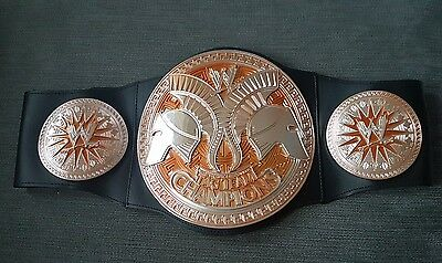 2010 WWE Mattel World Wrestling Entertainment Tag Team Champions Kids Belt