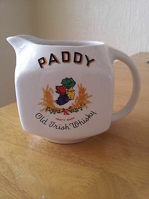 Arklow pottery Paddy old irish whiskey jug