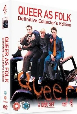 Queer As Folk - Definitive Collectors Edition DVD