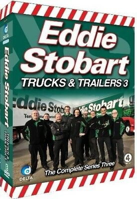 Eddie Stobart Trucks And Trailers - The Complete Series 3 DVD