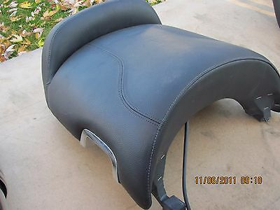 BMW R1200CL motorcycle Rear Comfort Heated Seat