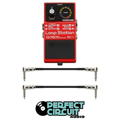 Boss RC-1 Loop Station Looper Pedal EFFECTS - NEW - PERFECT CIRCUIT