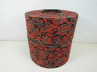 * Carry All by Munro Vintage Hat Travel Luggage Box