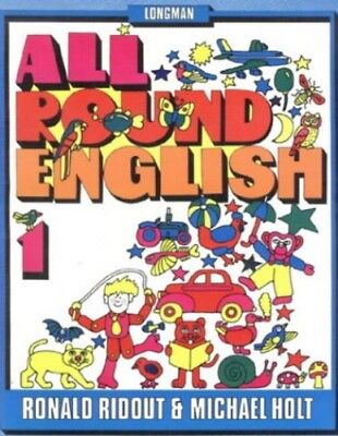 All Round English: Book 1 by Holt, Michael Paperback Book The Cheap Fast Free