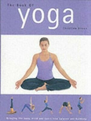 Book of Yoga by Brown Book Book The Cheap Fast Free Post