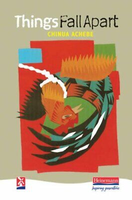 Things Fall Apart (New Windmill) by Achebe, Chinua Hardback Book The Cheap Fast
