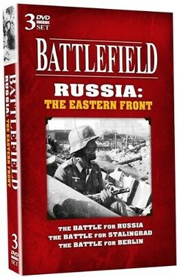 Battlefield: Russia: The Eastern Front [New DVD] Dolby