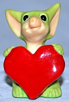 BIG HEART - Real Musgrave The Whimsical World of Pocket Dragons MIB