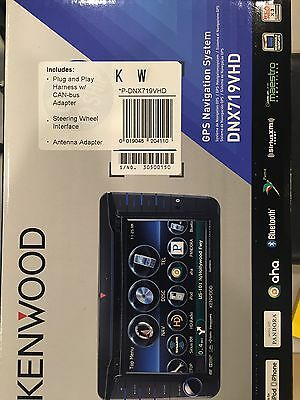 NEW KENWOOD P-DNX719VHD NAVIGATION RECEIVER FOR SELECT 2006-UP VOLKSWAGEN New