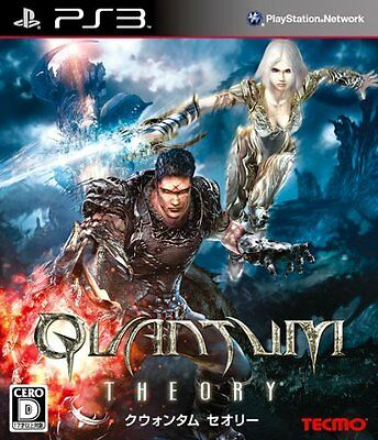 PS3 QUANTUM THEORY Japan Import Japanese Video Game Sony ...